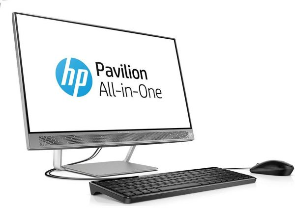Souq | HP Pavilion 24-B259 All-in-One PC Intel core i7-7700T/ 12GB ...