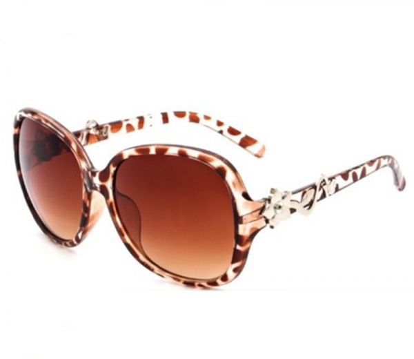 d8f400a32 Fashion Oversized Women Uv400 Protection Polarized Lady Sunglasses Flower  Full Frame Sunglasses