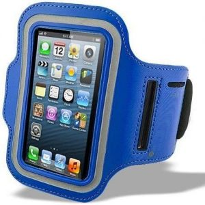 Cell Phone Armband Sweatproof Sports Arm Band Protective Holder Pouch Case For Gym Running For iPhone 6 6S 7 7S 8 Plus Touch Samsung Galaxy S8 S7 S6 S5 ...