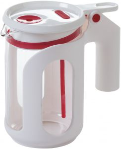 Prep Solutions By Progressive Microwave Whistling Tea Kettle