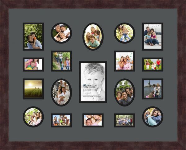 Art to Frames Double-Multimat-189-41/89-FRBW26061 Collage