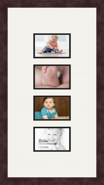 Souq | Art to Frames Double-Multimat-275-754/89-FRBW26061 Collage ...