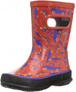 043d5be0b Bogs Baby Skipper Trucks Rain Boot