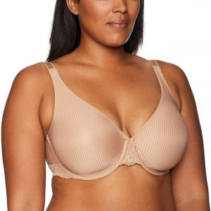 d51a5b5d77 Bali Women s Comfort Revolution Shaping Wirefree Bra with Smart Sizes