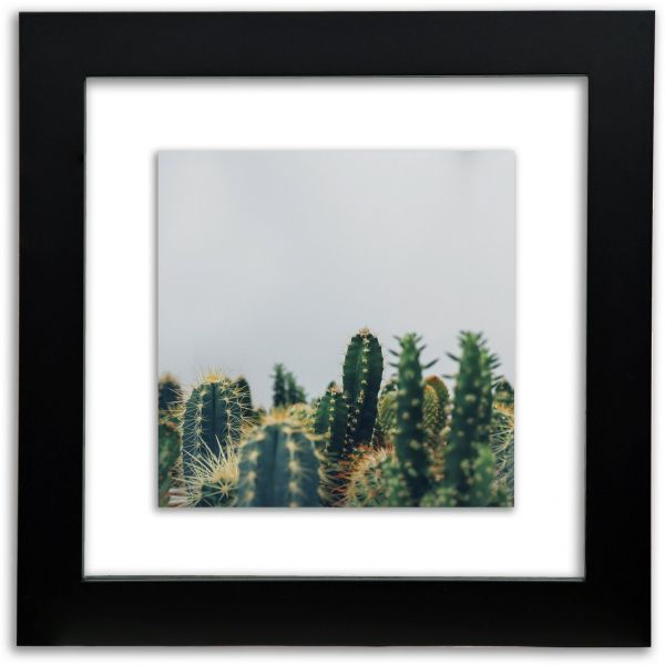 Souq Gallery Solutions 12x12 Black Float Frame For Floating