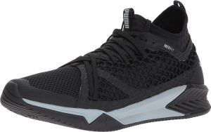 Puma Ignite XT Netfit Training Shoes for Men - Black 4e9c1f832