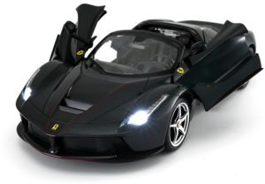 Rastar Licensed 1:14 Scale Ferrari LaFerrari Aperta Open Door Remote  Controlled Sports Car : Buy Online Toys at Best Prices in Egypt | Souq.com