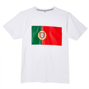 5481e7157d32 Portugal Football Flag T-Shirt