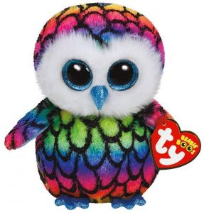 1aef28238c8 Ty Beanie Boos Aria - Owl (Claires Exclusive)