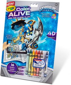 Buy Crayola Color Alive Barbie Crayolabarbie Uae Souqcom - Crayola-color-alive-barbie