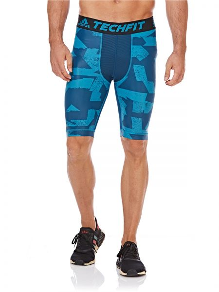 adidas techfit shorts review