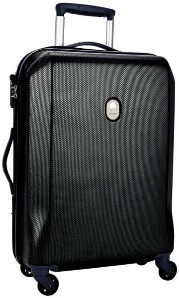 Delsey misam hard luggage trolley travel suitcase bag 82 Cm with 4 wheels  b38b81c82c3ad