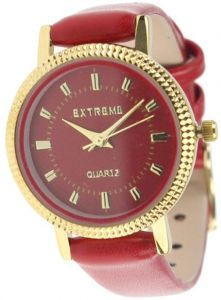 Extreme Casual Watch For Women Analog Leather - 5004 9a61f096d14