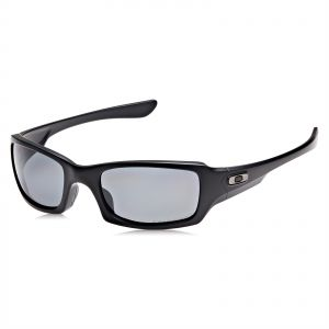 a0e6156c1e1 Oakley Unisex Rectangle Sunglass - Black