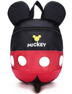 594a2b81e622 Cartoon Mickey Safety Harness Baby Kids Anti-lost Backpack Baby Kids Keeper  Assistant Toddlers Walking Wings Safety Harness Backpack Bag