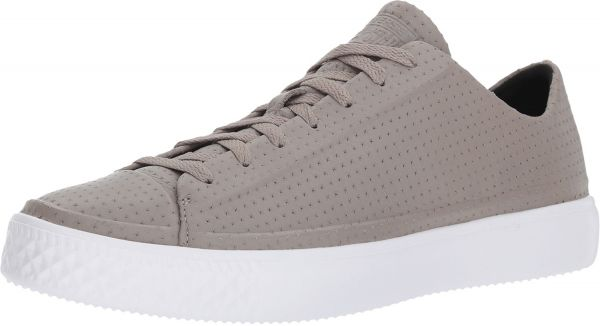 1a5b331c01c0bb Converse Chuck Taylor All Star Modern Perforated Fashion Sneakers for Men -  Grey