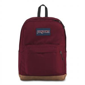 Jansport High Rise Fashion Backpack For Unisex - Red 50d5f99740f35