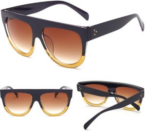 97c3d601cf Big box sunglasses fashion Europe and the United States with the same  paragraph sunglasses trend ladies round face sunglasses-xsq