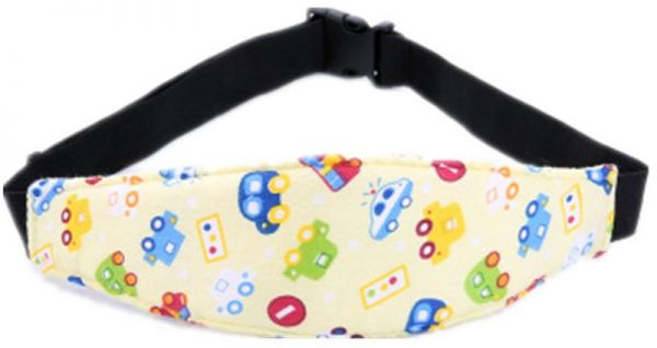 d7c69a73912 Fixing Band Baby Kid Head Support Holder Sleeping Belt Car Seat ...