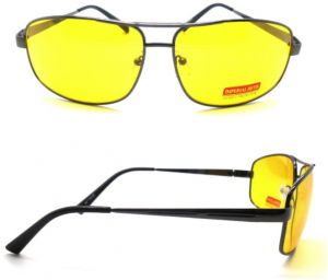 eb06706164b1 SUN glasses Driver s glasses large-frame anti-glare driver s spectacle for  male