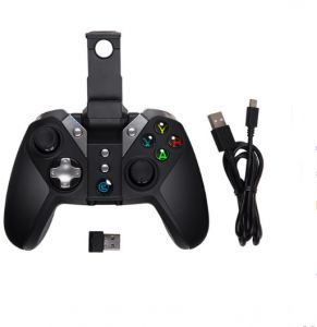 GameSir G4 3in1 2 4Ghz Wireless Bluetooth Gamepad Wired Controller for  Android TV BOX Smartphone Tablet PC