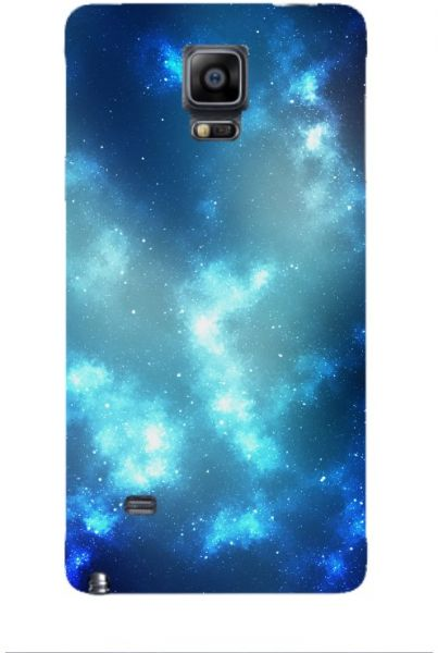Cover It Up - Star Cloud Blue 02 Samsung Galaxy note Edge Hard Case