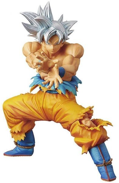 Banpresto Dragon Ball DXF Goku Ultra Instinct Action Figure