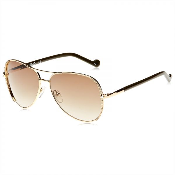 2d1f1eeb974 Liu Jo Aviator Women s Sunglasses - LJ102SR-717 - 59-13-135 mm ...