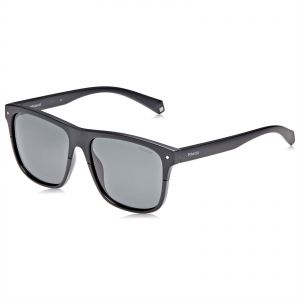 b80037361b41 Polaroid Wayfarer Sunglasses for Men - Grey Lense
