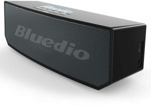082835d0b9a Bluedio BS-6 (Camel) Portable Bluetooth Wireless Speaker Stereo Soundbar  with Mic for Phones   Music (Black)