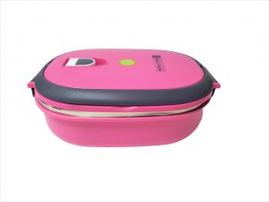 Stainless Steel Inner Lunch Box or Tiffin Box- 0.9L- RF5652