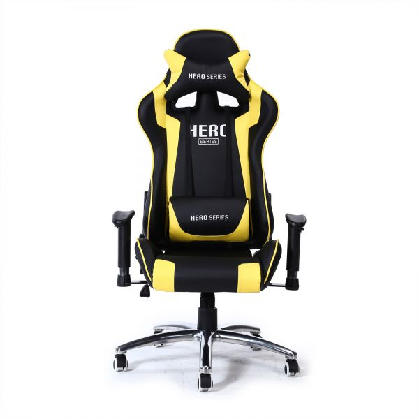 Racoor Video Gaming Chair Black And Blue 134h X 70w X 71d Cm