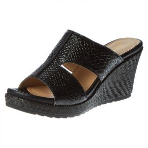 on sale 27615 817c2 Josef Seibel Wedges for Women - Black