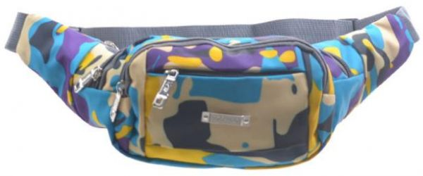 e2ea7e9ddb5 Casual Camouflage Oxford Sport Waist Bags Men Small Baggage Pack Male Chest  Pack For Phone Bags Bum Bag Portable Belt Pouch-ek