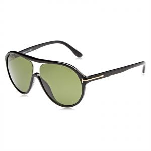 c35a797e04e4 Tom Ford Oval Sunglasses for Men - Green lens