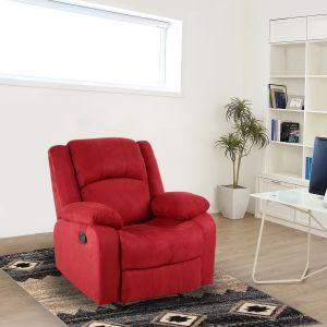 Buy Red Power Reclining Sofa Vogue Akc Glitzhome Uae Souq Com