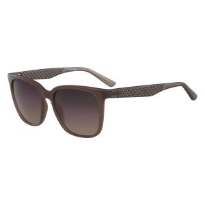 e6d59a90f247 Lacoste Rectangle Sunglasses for Women - Brown Lens