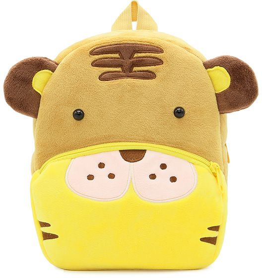 2b4b82f4a9e0 3D Cartoon Plush Children Backpacks kindergarten Schoolbag Animal Kids  Backpack Children School Bags Girls Boys Backpacks