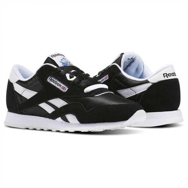 a010aa354a6b Reebok Classic Nylon Sneaker for Women