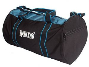 8c5420d0e9 New Era Nce Gym Bags Softsided Polyester Black Sports Duffle Bag