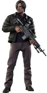 Resident Evil 6 Hot Toys Deluxe Action Figure Leon S Kennedy