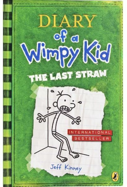 Diary Of A Wimpy Kid The Last Straw Buy Online At Best Price In Saudi Arabia Souq Com