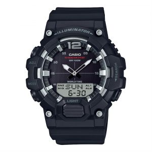Sale on casio men s black dial resin band watch mw 59 1e 6432667 ... dc8952d186a