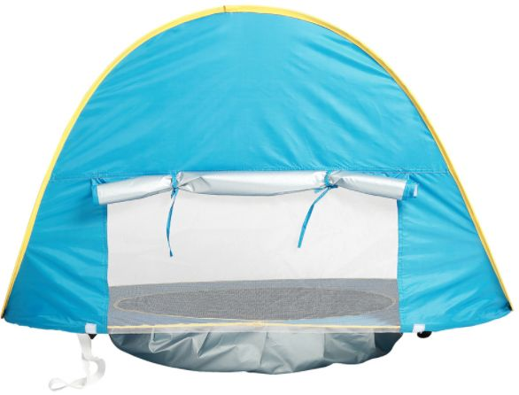 Children Waterproof Pop Up Awning Tent Baby Beach Tent UV-protecting Sunshelter With Pool Kids Outdoor C&ing Sunshade Beach-ek  sc 1 st  Souq.com & Children Waterproof Pop Up Awning Tent Baby Beach Tent UV-protecting ...