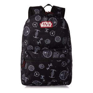 137ece7659 Lucas StarWars Fashion Backpack For Kids