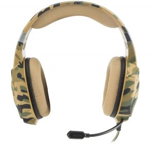 G1500 Stereo Gaming Headset With Microphone For Ps4 Xbox One Pc Nintendo Switch And Mobile Gaming Pubg Fortnite Games Camouflage