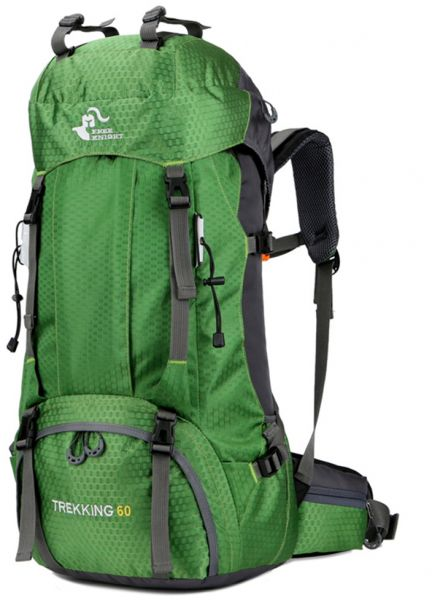 807e89600a Free Knight 60L Hiking Backpack Mountaineering Camping Trekking Travel Bag  Large Capacity Internal Frame Water Resistant