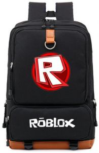 73e453255b72 Roblox Game Multifunctional Laptop Travel Canvas Backpack