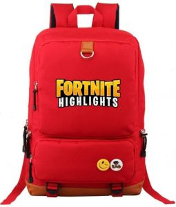 Fortnite Series canvas backpack Multifunctional fashion cool Laptop Travel  hiking dayback  9a90427e58943