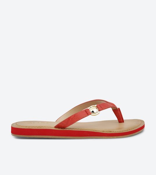 7028b09912d Aldo Thong Sandals for Women - Red